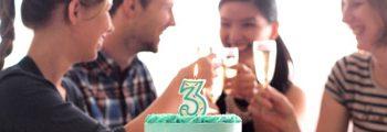 Sugarlips Cakes is drie jaar!