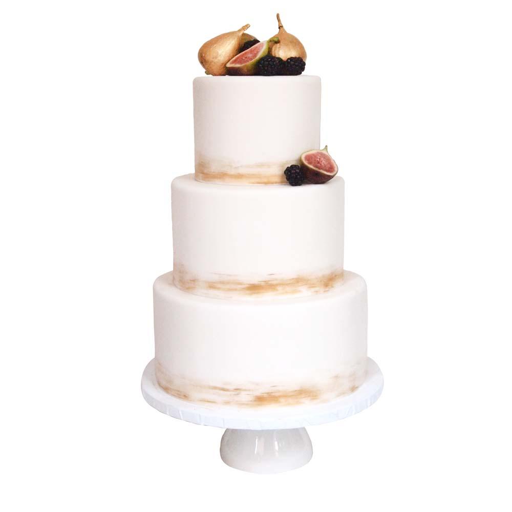 Golden Figs || Sugarlips Cakes || www.SugarlipsCakes.com