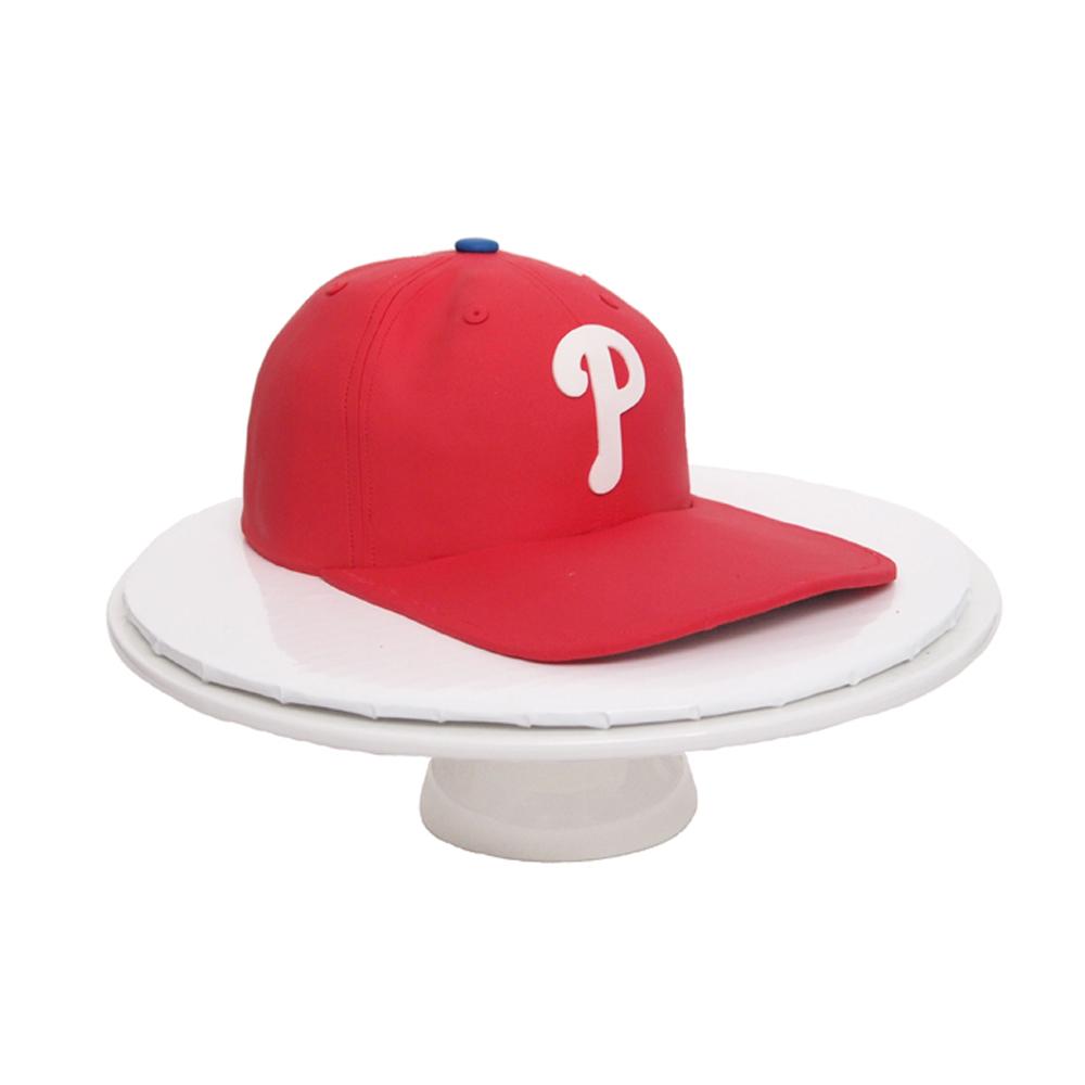 Baseball Hat Birthday Cake